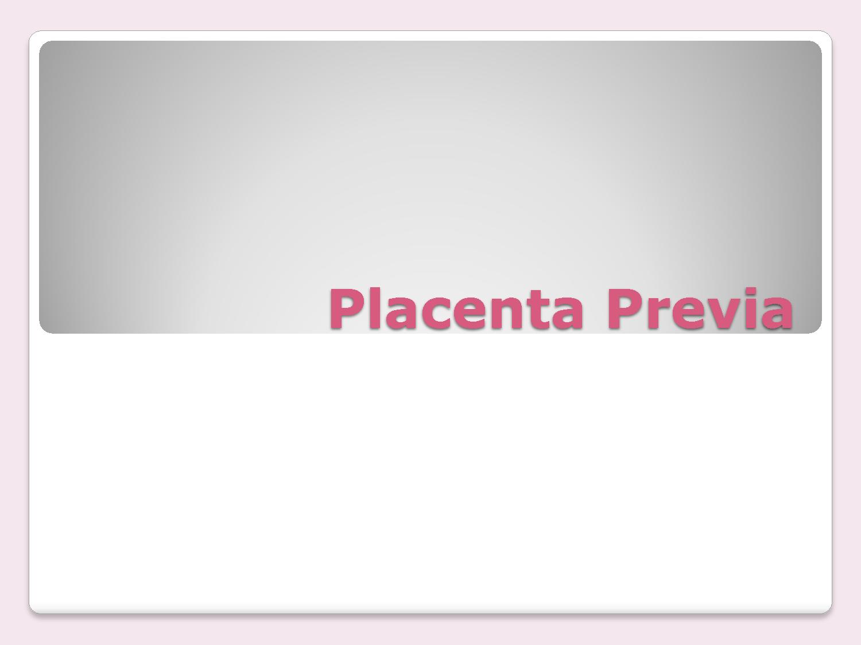 20 weken placenta ligt laag