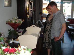 overleden baby thuis